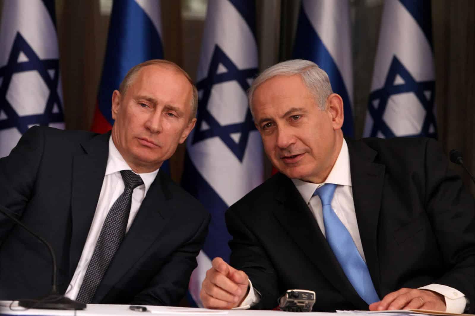 روسيا_وإسرائيل