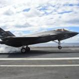 F-35C تُكْمِلُ إِخْتِبَرَاتِهَا