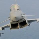 وزارة الدفاع الايطالية: عقد مع الكويت لتوريد 28 مقاتله تايفون