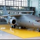 الانتونوف تبداء باستلام الاموال لبناء 60 طائرة