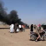 المعارضة السورية تسقط مروحية MI-8 ومقتل 5 عسكريين روس كانو على متنها