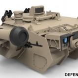 Valhalla للاسلحة والنظم تطور ابراج للمدرعات جديدة من فئة ASGARD