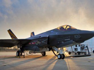 """40 طائرة """"اف- 35 لكوريا الجنوبية"""