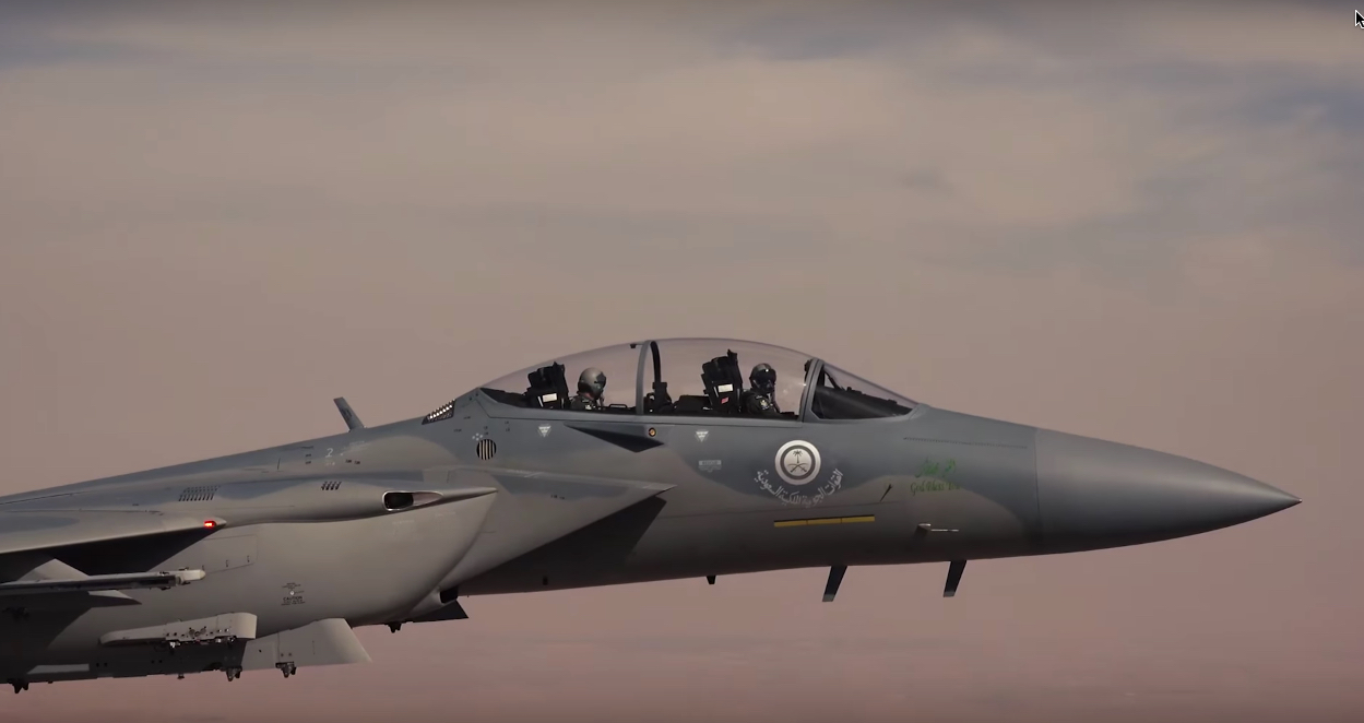 Photo of السعودية تسلمت 30 مقاتلة F15SA حتى الآن