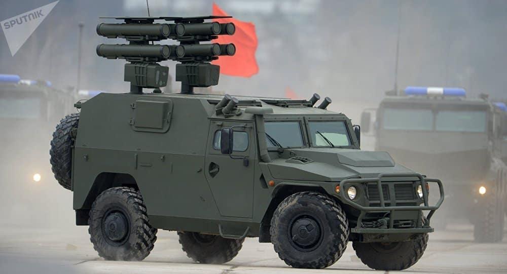 Photo of القوات الروسية تتسلم صائدة الدبابات الجديدة لتدمير أسطورة الدبابة M1 Abrams