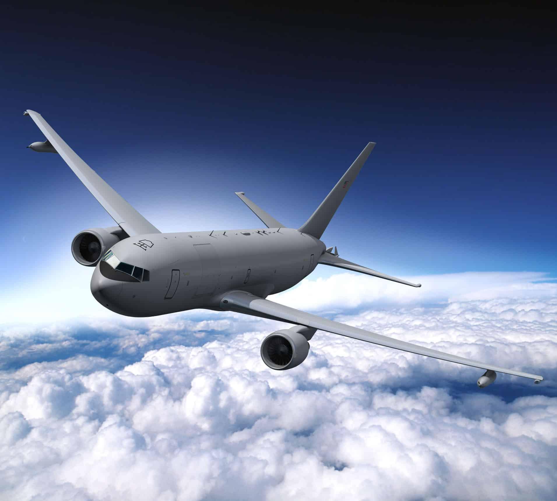 """Photo of بوينغ تنهي الإختبارات على """"طائرة الصهريج الأولى KC-46 Pegasus"""" لسلاح الجو الأمريكي"""