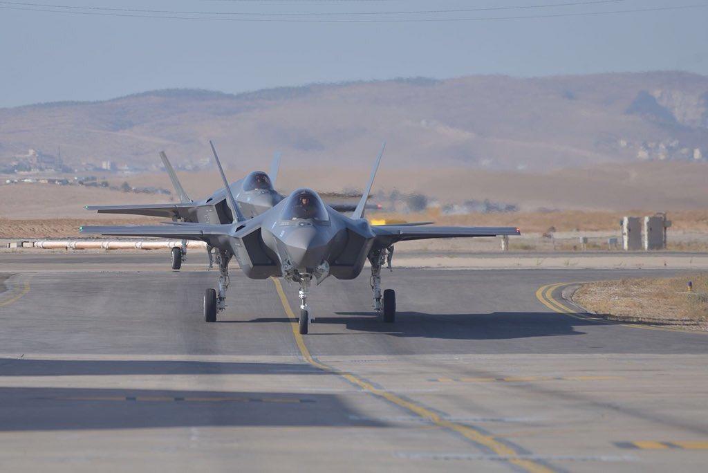 Photo of المتحدث باسم الجيش الإسرائيلي يعلن استلام إسرائيل ثلاث مقاتلات من طراز اف 35