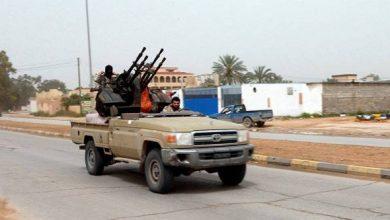 Photo of الجيش الوطني الليبي يتقدم نحو وسط طرابلس