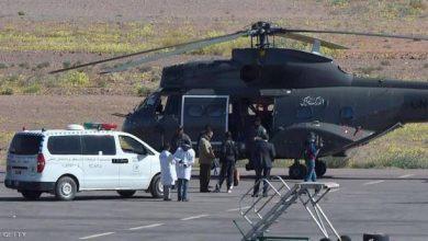 Photo of تحطم مروحية للجيش المغربي ومقتل طاقمها
