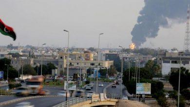 Photo of ضربة جوية على طرابلس
