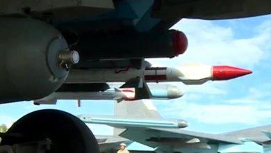 """Photo of صاروخ""""بي في آر""""الجديد يدمر الهدف قبل أن يراه الطيار!!"""
