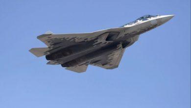 """Photo of مقاتلة""""سو-57″تحصل على محرك جديد"""