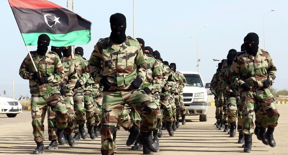 Photo of تعزيزات عسكرية كبيرة للجيش الليبي شرقي البلاد