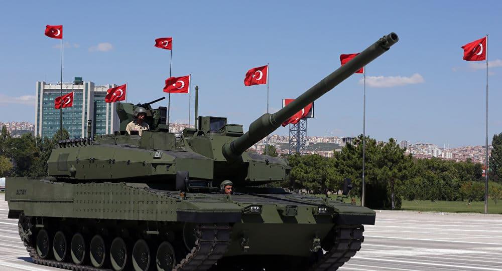 Photo of تركيا تنتج قذائف دبابات متطورة بخبرات محلية