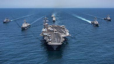 Photo of البحرية الأمريكية ترسل سفن عبر مضيق تايوان