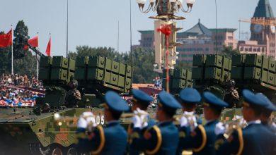 Photo of الصين تستعرض قدرات جيشها