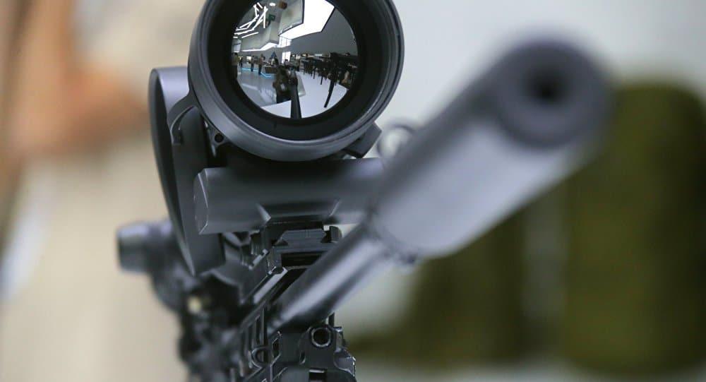 """Photo of روسيا تختبر بندقية القنص العالية الدقة """"أوغوليوك"""""""