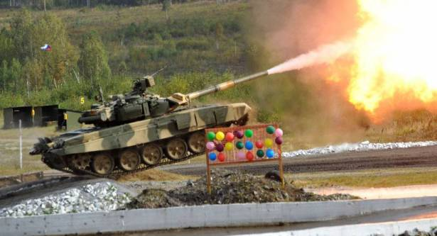 Photo of مواصفات دبابة تي 90 إس الروسية المفضلة للعرب(فيديو)