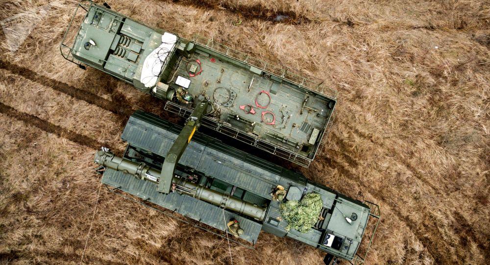 "Photo of إسرائيل ترصد صواريخ"" إسكندر"" في سوريا"