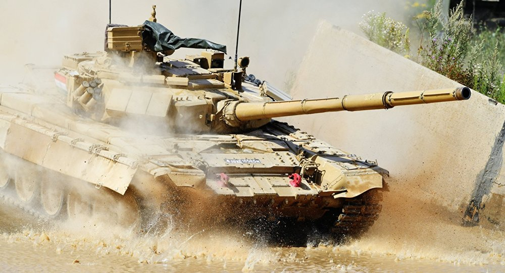 "Photo of بترخيص روسي مصر تنتج دبابات ""تي-90"""