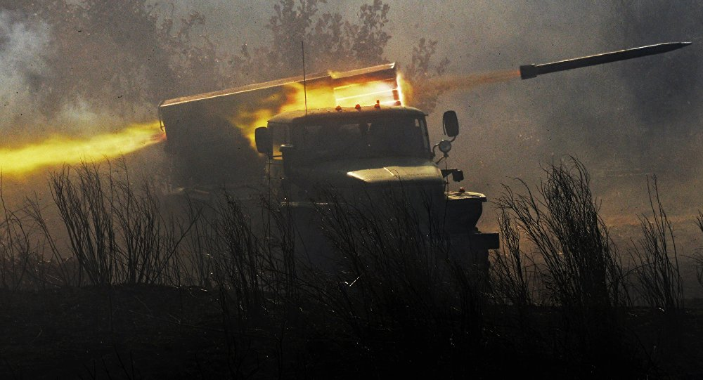 Photo of مليشيات حكومة الوفاق تقصف المدنيين بصواريخ غراد في طرابلس