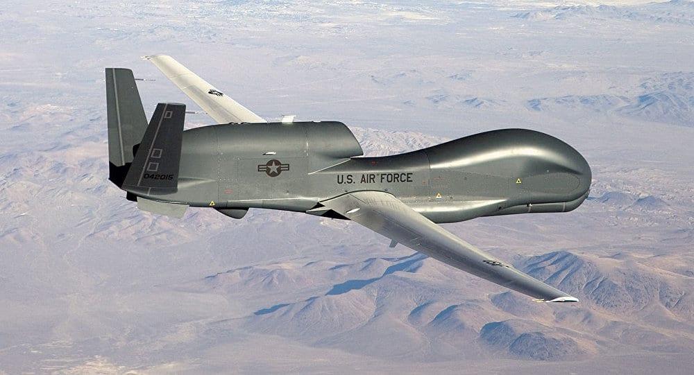 Photo of طائرة استطلاع أمريكية تحلق على الحدود الغربية لروسيا