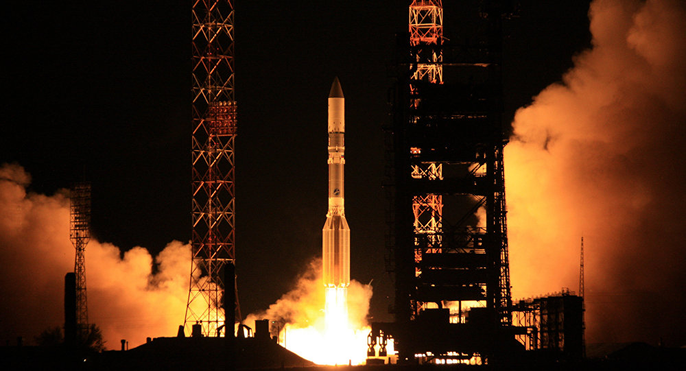 Photo of إطلاق أقوى صاروخ في العالم في أول رحلة تجارية لتحصيل عقود عسكرية مربحة(فيديو)