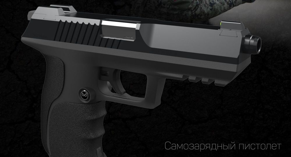 "Photo of مسدس ""أوداف""ينافس أشهر نماذج السلاح الناري العالمية"