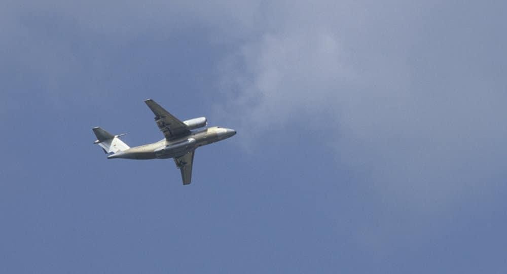 Photo of رصد طائرة نادرة للقذافي في مطار مدينة أوديسا الأوكرانية تخضع للصيانة