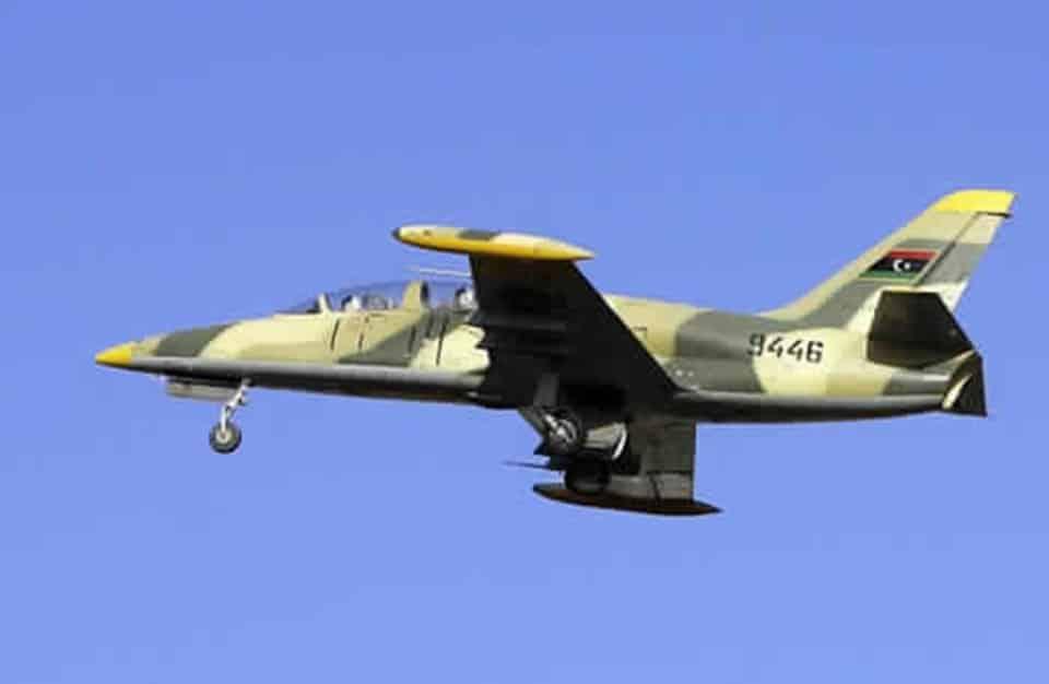 Photo of بالفيديو والصور ..قوات حكومة الوفاق تسقط طائرة للمشير حفتر