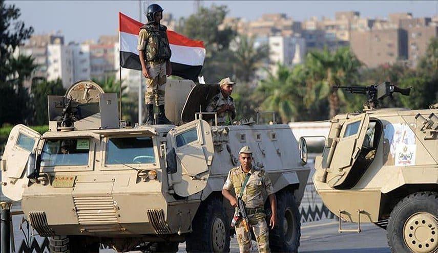 Photo of إحباط هجوم إرهابي على الجيش المصري