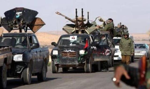 """Photo of تعرف على المجموعات المسلحة التي تقاوم قوات """"حفتر"""" في طرابلس"""