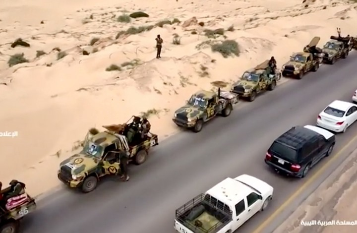 Photo of مستشارين فرنسيين قرب العاصمة الليبية طرابلس لدعم قوات حفتر