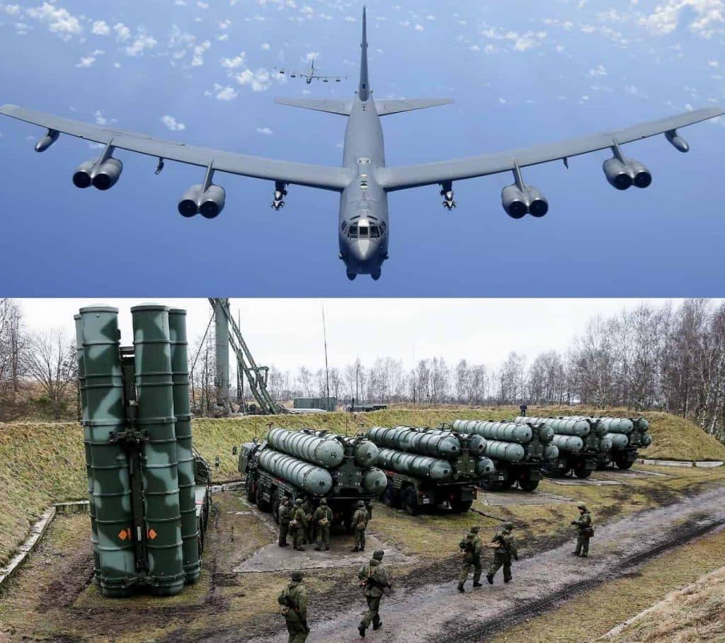 Photo of قاذفة B-52 الأمريكية الجليلة ضد نظام الصواريخ الروسية S-400: من سيفوز؟