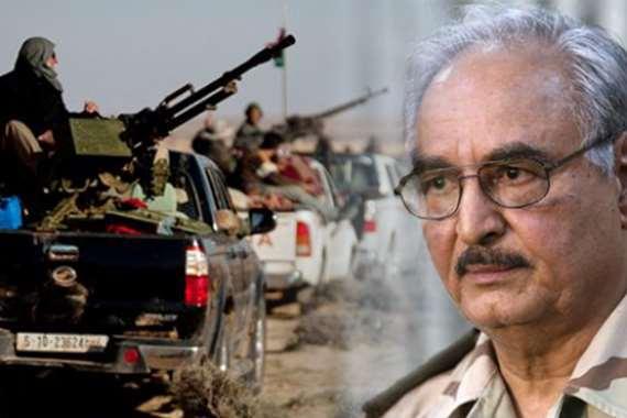 Photo of آخر المستجدات الميدانية في محاور القتال الليبية