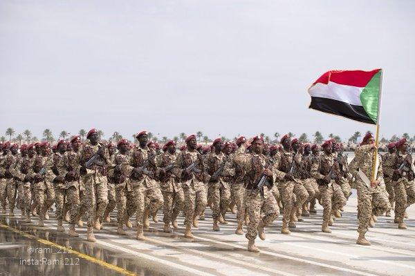 تعرف قدرات الجيش السوداني
