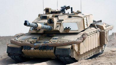 Photo of تخفيض دباباتChallenger  لدى الجيش البريطاني