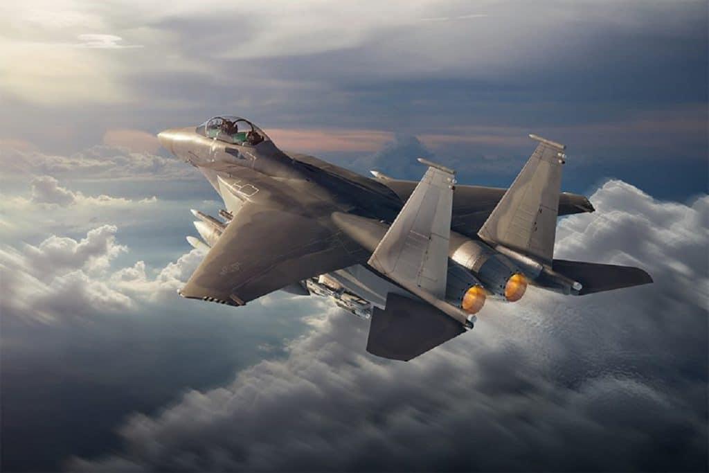 Photo of بوينغ تصدر صوراً مفهومة لطائرتها المقاتلة الجديدة المتطورة Eagle