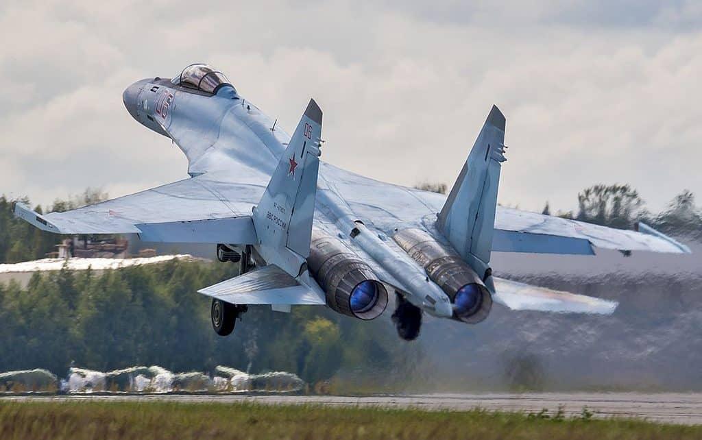"""Photo of مصر لن تتخلى عن مقاتلات """"سو-35""""رغم تهديدات أمريكا"""