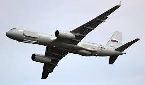 Photo of طائرة روسية ترصد مفاعلات نووية في أمريكا