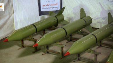 Photo of صاروخ بدر3 يفاجىء الإسرائيليين بقوته التدميرية
