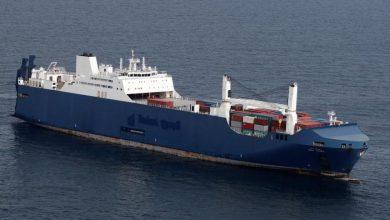 Photo of بارجة سعودية تغادر ميناء هارفر الفرنسي دون تحميل شحنة الأسلحة