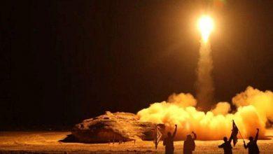 Photo of إعتراض صاروخ باليستي أطلقه الحوثييون على الطائف