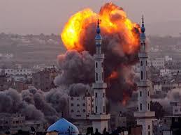 Photo of إسرائيل تقصف غزة والقبة الحديدية تعترض صواريخ المقاومة
