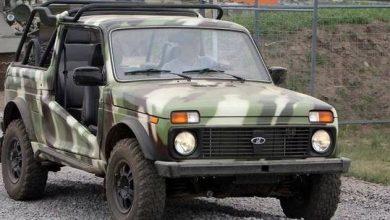 "Photo of روسيا تكشف عن السيارة الشبحية العسكرية  ""لادا"""