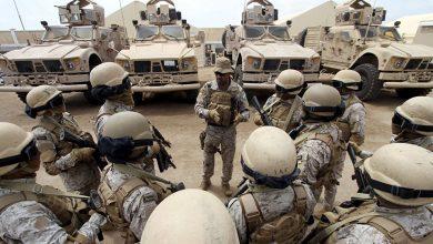 """Photo of انتهاء تدريب """"أسد الجنوب""""بين القوات السعودية والفرنسية"""