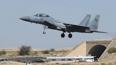 Photo of طيران التحالف العربي يدمر تعزيزات حوثية في صعدة