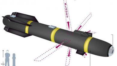 "Photo of صاروخ ""R9X""الأمريكي الجديد يمزق الأهداف بالسيوف"