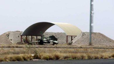 Photo of تدمير مخازن أسلحة في قاعدة الدليمي العسكرية