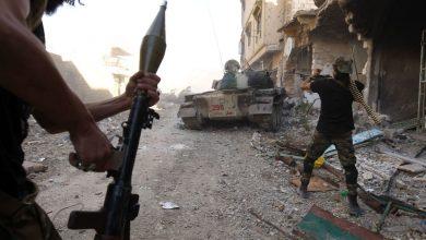 Photo of هجوم مسلح على المنطقة العسكرية التابعة لحفتر في سبها